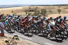Old Willunga Hill TDU 2013