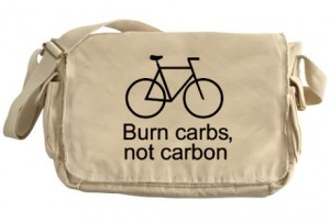Burn carbs not carbon