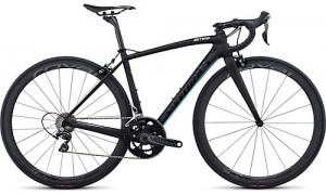S-Works Amira is available in a 44 cm frame size