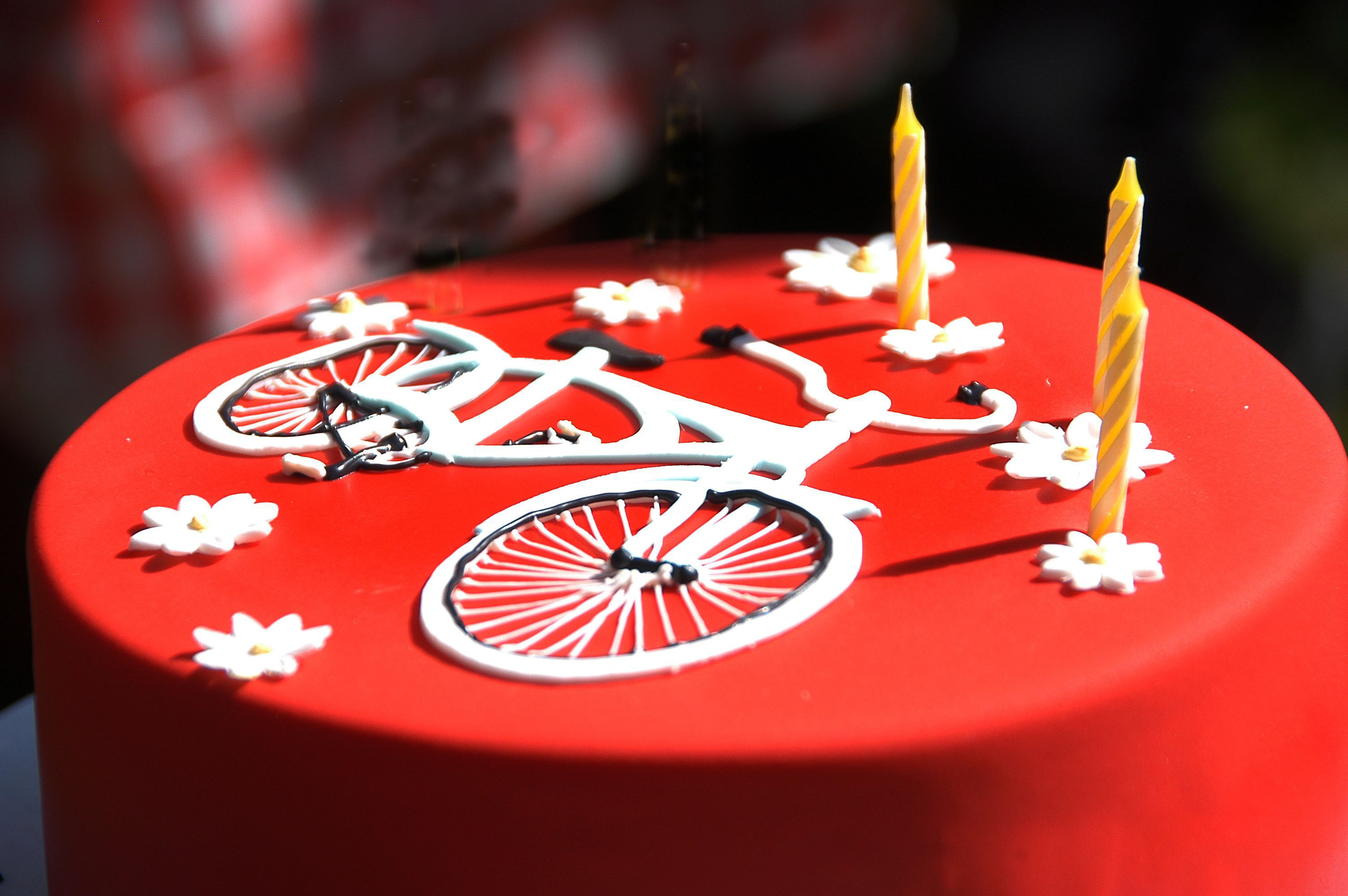 Happy 3rd Birthday To Women Who Cycle