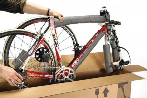 packing bike for travel