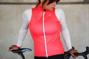 Velocio wind vest