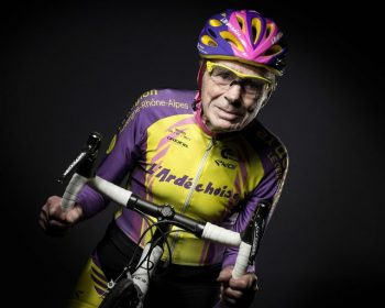 anti-ageing and cycling