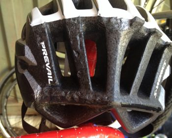 When should I replace my bicycle helmet?