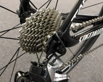 efficient gear changing on your road bike