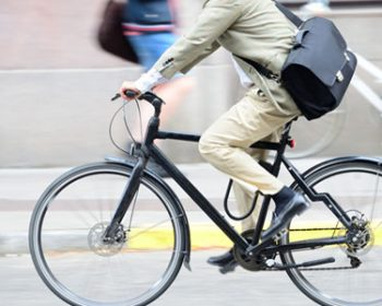 Keep safe while commuting by bike