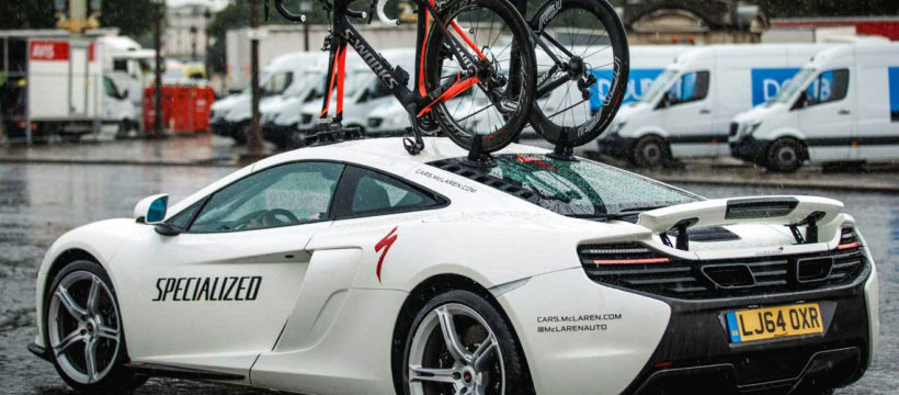 carrying your bike in or on your car