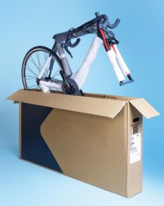 packing your bike for air travel