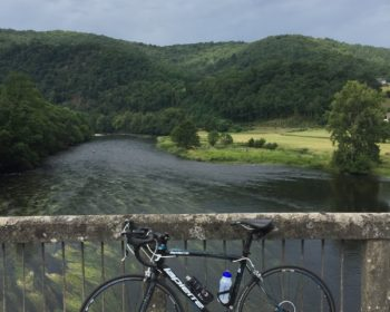 cycling holiday in the south of France