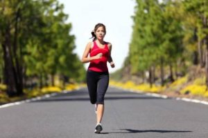 running as a complementary exercise to cycling