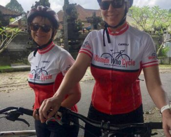 bike riding tour in Bali
