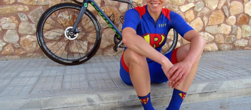 female cyclists doing amazing things