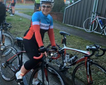 dress for road cycling in cold weather
